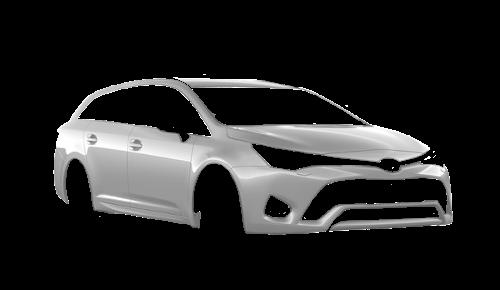 Цвета кузова Avensis Wagon